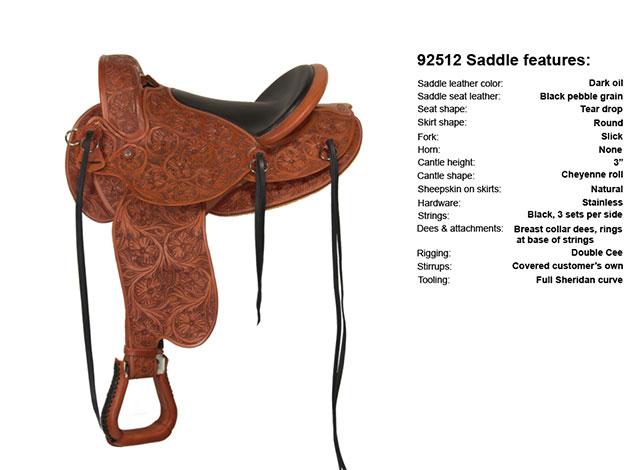 Western Saddle Gallery | Ansur® Saddlery