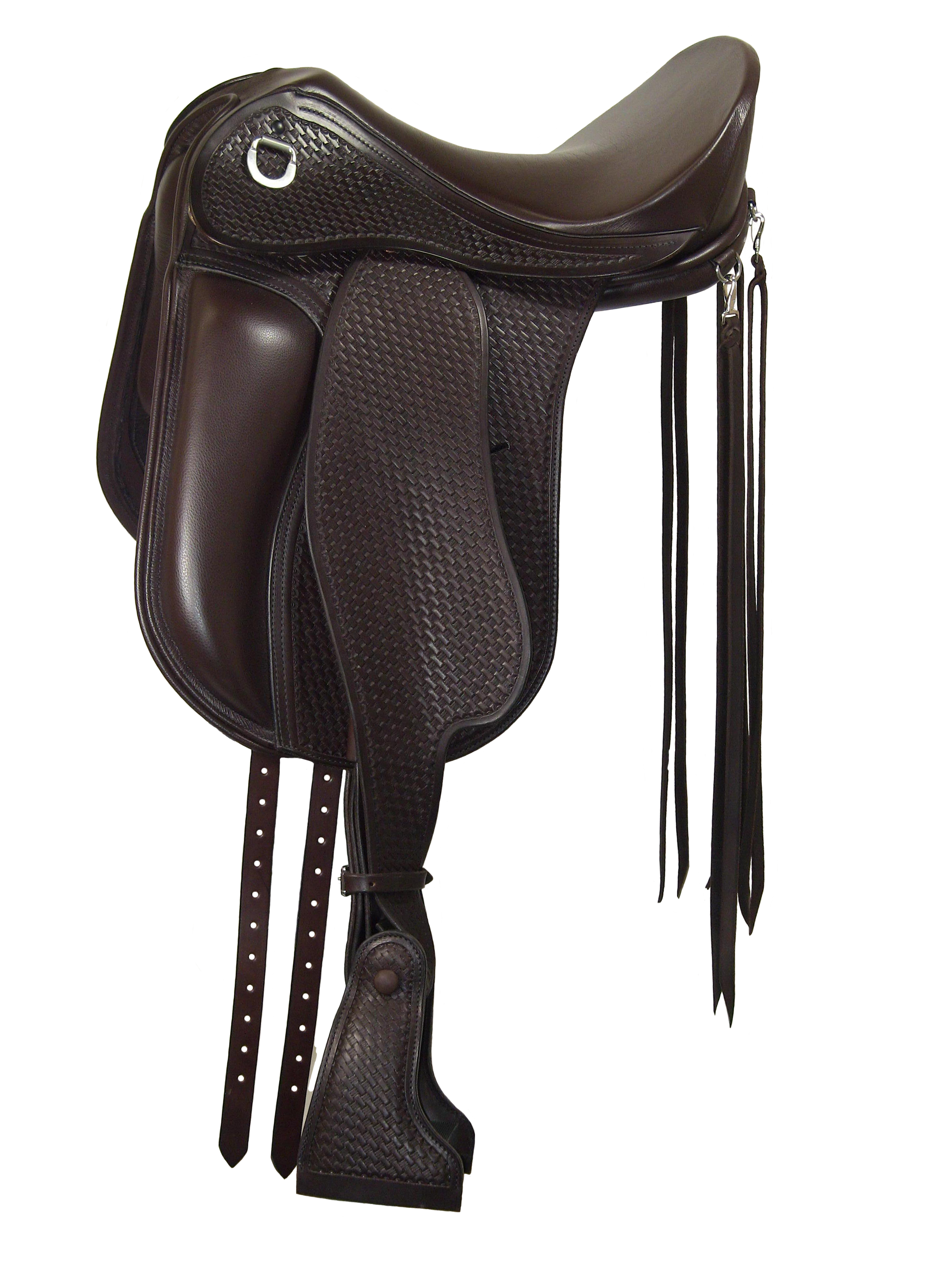 Ansur Crossover treeless saddle #GB27FBH
