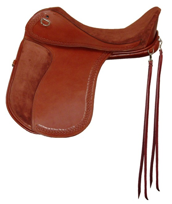 Ansur Elite treeless saddle #EK20FDH